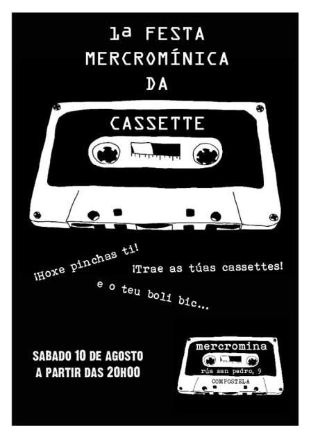 festa da cassette